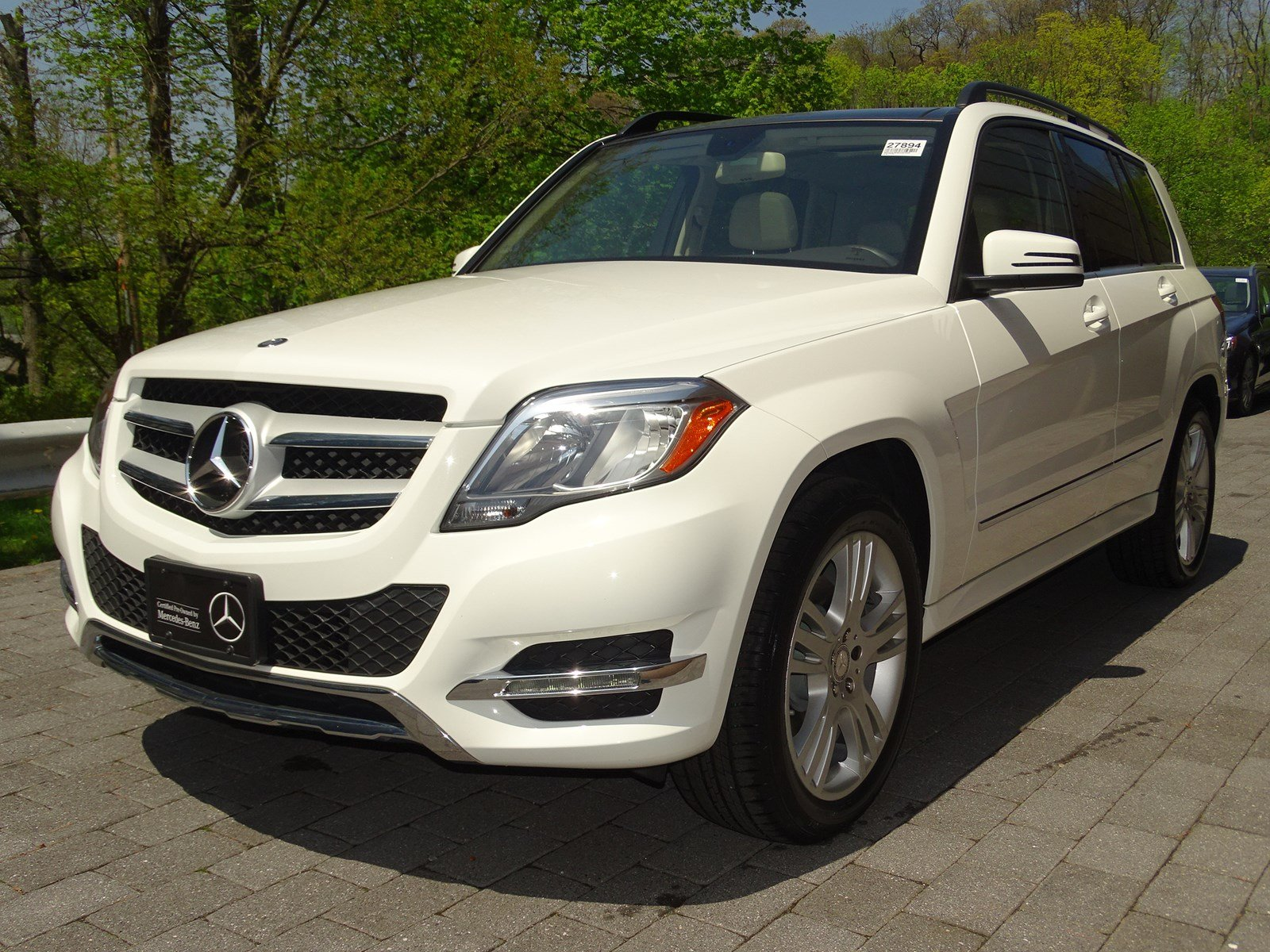 certified pre owned 2014 mercedes benz glk glk 350 suv in roslyn 27894 rallye motors. Black Bedroom Furniture Sets. Home Design Ideas
